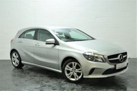 USED 2016 16 MERCEDES-BENZ A CLASS 1.5 A 180 D SPORT EXECUTIVE 5d 107 BHP FULL MERCEDES SERVICE HISTORY + SAT NAV + FULL LEATHER