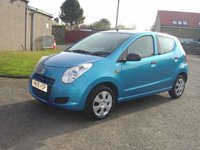 USED 2009 09 SUZUKI ALTO 1.0 SZ3 5d 68 BHP ////// VERY LOW MILEAGE  /////////