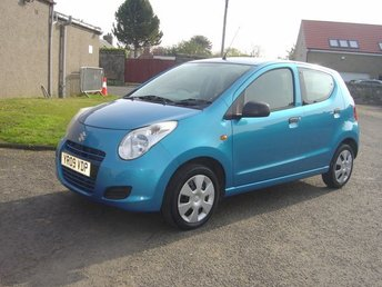 Used Suzuki Alto Cars In Dunfermline From Mvm Prestige