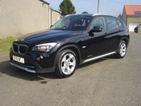 USED 2012 61 BMW X1 2.0 XDRIVE20D SE 5d 174 BHP //// 1 FORMER OWNER FROM NEW  /////
