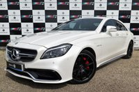 USED 2015 65 MERCEDES-BENZ CLS CLASS 5.5 AMG CLS 63 S 4d AUTO 577 BHP