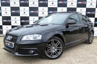 USED 2010 10 AUDI A3 2.0 SPORTBACK TDI S LINE SPECIAL EDITION 5d AUTO 138 BHP