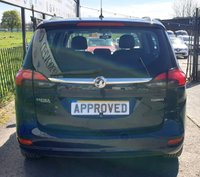 USED 2014 63 VAUXHALL ZAFIRA TOURER 1.4 EXCLUSIV 5d AUTO 138 BHP 0% Deposit Plans Available even if you Have Poor/Bad Credit or Low Credit Score, APPLY NOW!