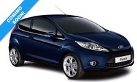 USED 2011 61 FORD FIESTA 1.4 TITANIUM THIS VEHICLE IS AT SITE 2 - TO VIEW CALL US ON 01903 323333