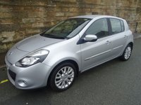USED 2011 11 RENAULT CLIO 1.1 DYNAMIQUE TOMTOM TCE 5d 100 BHP