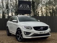 USED 2017 17 VOLVO XC60 2.0 D4 R-DESIGN NAV 5dr AUTO 1 Year Parts & Labour Warranty