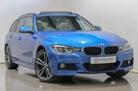 USED 2015 65 BMW 3 SERIES 2.0 320D XDRIVE M SPORT TOURING 5d 188 BHP