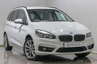 USED 2016 65 BMW 2 Series GRAN TOURER 1.5 218I LUXURY GRAN TOURER 5d AUTO 134 BHP