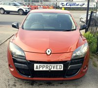 USED 2010 60 RENAULT MEGANE 1.6 I-MUSIC VVT 2d 110 BHP 0% Deposit Plans Available even if you Have Poor/Bad Credit or Low Credit Score, APPLY NOW!