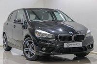 USED 2016 65 BMW 2 SERIES ACTIVE TOURER 1.5 218I SPORT ACTIVE TOURER 5d AUTO 134 BHP