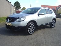 USED 2012 12 NISSAN QASHQAI 1.5 N-TEC DCI 5d 110 BHP /// 1 FORMER KEEPER FROM NEW  ////