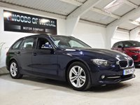 USED 2016 16 BMW 3 SERIES 2.0 320D SPORT TOURING 5d AUTO 188 BHP