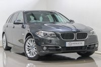 2015 BMW 5 SERIES 2.0 520D LUXURY TOURING 5d AUTO 188 BHP £15990.00