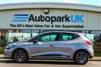 USED 2014 14 RENAULT CLIO 0.9 DYNAMIQUE MEDIANAV ENERGY TCE ECO2 S/S 5d 90 BHP LOW DEPOSIT OR NO DEPOSIT FINANCE AVAILABLE