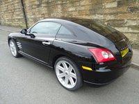 USED 2003 53 CHRYSLER CROSSFIRE 3.2 V6 2d AUTO 215 BHP
