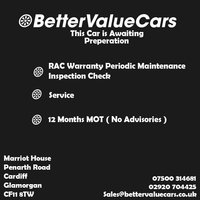 USED 2011 MINI HATCH COOPER 1.6 COOPER D 3d 112 BHP While in Preparation All our Cars are Serviced with a New MOT and Undergo a RAC Warranty Periodic Maintenance Inspection Check to Ensure They are Ready Before Handover