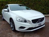 2012 VOLVO S60 1.6 D2 R-DESIGN 4d 113 BHP £6475.00