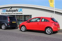 USED 2012 62 VAUXHALL CORSA 1.2 ACTIVE 3d 83 BHP LOW DEPOSIT OR NO DEPOSIT FINANCE AVAILABLE