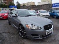 2011 JAGUAR XF 3.0 V6 S PREMIUM LUXURY 4d AUTO 275 BHP £9999.00