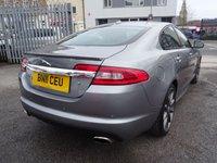 USED 2011 11 JAGUAR XF 3.0 V6 S PREMIUM LUXURY 4d AUTO 275 BHP