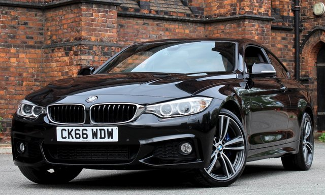 2016 66 BMW 4 SERIES 3.0 435D XDRIVE M SPORT 2d AUTO 309 BHP [PRO MEDIA]