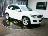 USED 2014 64 VOLKSWAGEN TIGUAN 2.0 R LINE TDI BLUEMOTION TECH 4MOTION DSG 5d AUTO 139 BHP £0 DEPOSIT FINANCE AVAILABLE, AIR CONDITIONING, BLUETOOTH CONNECTIVITY, CLIMATE CONTROL, DAB RADIO, DAYTIME RUNNING LIGHTS, ELECTRONIC PARKING BRAKE WITH AUTO HOLD, HEATED SEATS, PANORAMIC ROOF, PARK ASSIST, PARKING SENSORS, SATELLITE NAVIGATION, START/STOP SYSTEM, STEERING WHEEL CONTROLS, TOUCH SCREEN HEAD UNIT, TRIP COMPUTER,