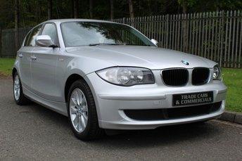 2009 BMW 1 SERIES 2.0 116I ES 5d 121 BHP £5000.00