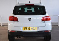 USED 2016 16 VOLKSWAGEN TIGUAN 2.0TDi MATCH EDITION 5 DOOR 6-SPEED 150 BHP Finance? No deposit required and decision in minutes.