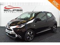 2014 TOYOTA AYGO 1.0 VVT-I X-CLUSIV 5d 69 BHP £5995.00