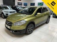 USED 2016 65 SUZUKI SX4 S-CROSS 1.6 SZ-T 5d AUTO 118 BHP