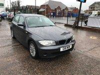2006 BMW 1 SERIES 2.0 118I ES 5d AUTO 128 BHP £2999.00