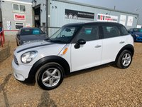 USED 2012 62 MINI COUNTRYMAN 1.6 COOPER D 5d 112 BHP