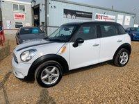 2012 MINI COUNTRYMAN 1.6 COOPER D 5d 112 BHP £5490.00