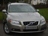 USED 2011 11 VOLVO V70 2.0 D3 SE 5d 161 BHP RARE LOW MILEAGE MANUAL V70