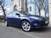 2011 FORD FOCUS 1.6 ZETEC 5d 104 BHP £5995.00