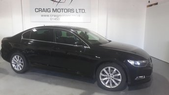 2015 VOLKSWAGEN PASSAT 2.0 SE BUSINESS TDI BLUEMOTION TECHNOLOGY 4d 148 BHP £8295.00
