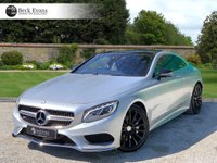 USED 2016 66 MERCEDES-BENZ S CLASS 4.7 S500 AMG LINE PREMIUM 2d AUTO 450 BHP