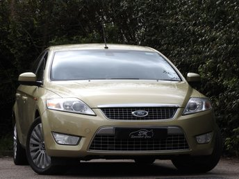 2008 FORD MONDEO 2.3 TITANIUM X 5d AUTO 161 BHP £4950.00
