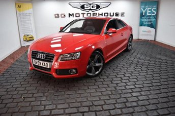 2010 AUDI A5 2.0 TDI S line Special Edition 2dr £9365.00