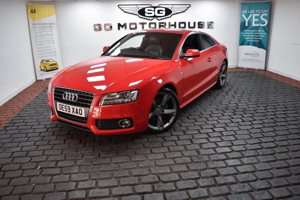 2010 Audi A5 20 Tdi S Line Special Edition 2dr 9365