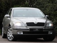USED 2007 07 SKODA OCTAVIA 2.0 LAURIN & KLEMENT TDI 5d AUTO 140 BHP SAME OWNER FOR 8 YEARS A/C FSH