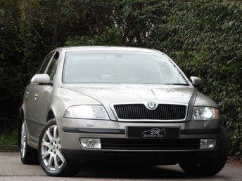 2007 SKODA OCTAVIA 2.0 LAURIN & KLEMENT TDI 5d AUTO 140 BHP £4190.00