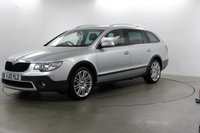 USED 2013 13 SKODA SUPERB 2.0 OUTDOOR TDI CR 5d 140 BHP