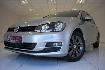 2014 VOLKSWAGEN GOLF 1.6 MATCH TDI BLUEMOTION TECHNOLOGY 5 DOOR £9495.00