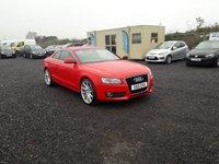 2009 AUDI A5 3.0 TDI QUATTRO DPF SPORT 3d AUTO 240 BHP £6695.00