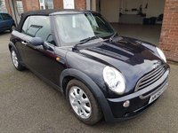 2006 MINI CONVERTIBLE 1.6 ONE 2d 89 BHP £2795.00