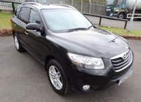 USED 2010 60 HYUNDAI SANTA FE 2.2 PREMIUM CRDI 5d 194 BHP 3 Months National Warranty - MOT'd One Year for New Owner