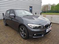 2016 BMW 1 SERIES 1.5 116D SPORT 5d 114 BHP £11390.00