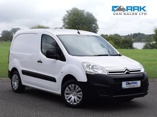 2018 18 CITROEN BERLINGO 1.6 625 ENTERPRISE L1 BLUE HDI
