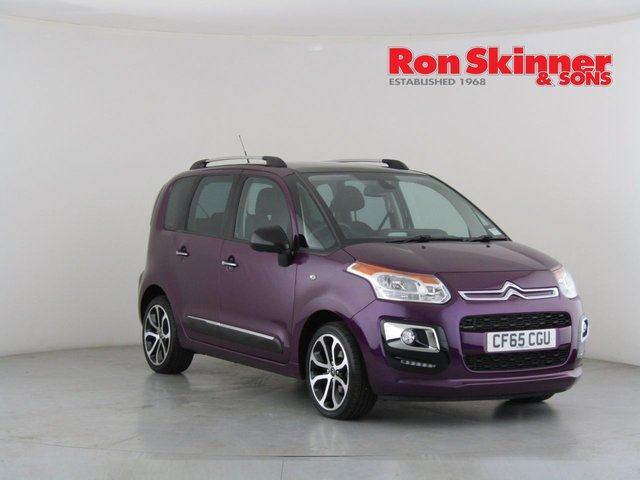 View our 2016 65 CITROEN C3 PICASSO 1.6 BLUEHDI PLATINUM PICASSO 5d 98 BHP